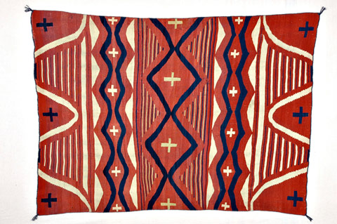 Shoulder Blanket, Navajo