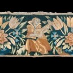 Tapestry Panel of the Five Senses