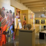 Installation at the San Diego Museum of Man