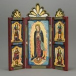 Altar Screen Triptych