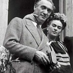 3.	Frida with Nick, (detail) Coyoacán, 1939