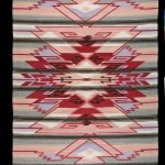 Crazy at Heart (Rug, Weaving) Lisa TrujilloChimayo, New Mexico, late 1990s-early 2000s