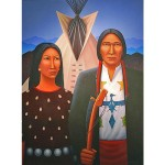 American Indian Gothic